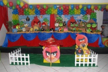 Angry Birds Toalha