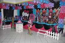 Monster High Toalha