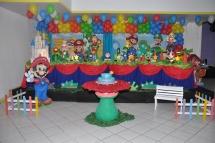Super Mario Bros Toalha