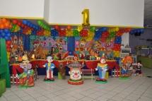 Circo Toalha