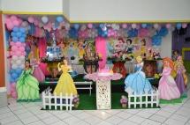Princesas Disney Cenario