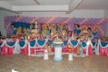 Princesas Disney Toalha