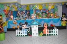 Baby Disney Cenário (menino)